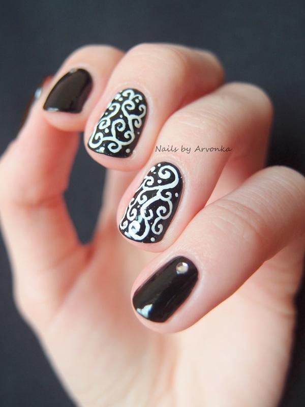 Ornaments nail art by veronika sovcikova nailpolis museum of ornaments nail art by veronika sovcikova prinsesfo Gallery