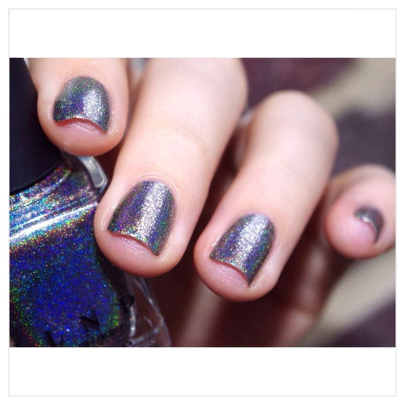 ILNP First Class Swatch by Bulleuw