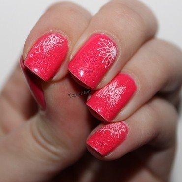 Summer nails nail art by Tzup