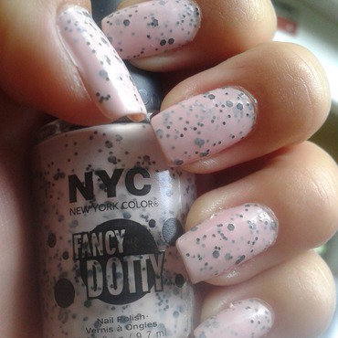 NYC Fancy Dotty 003 Park Slope Fairy Swatch by Jájis