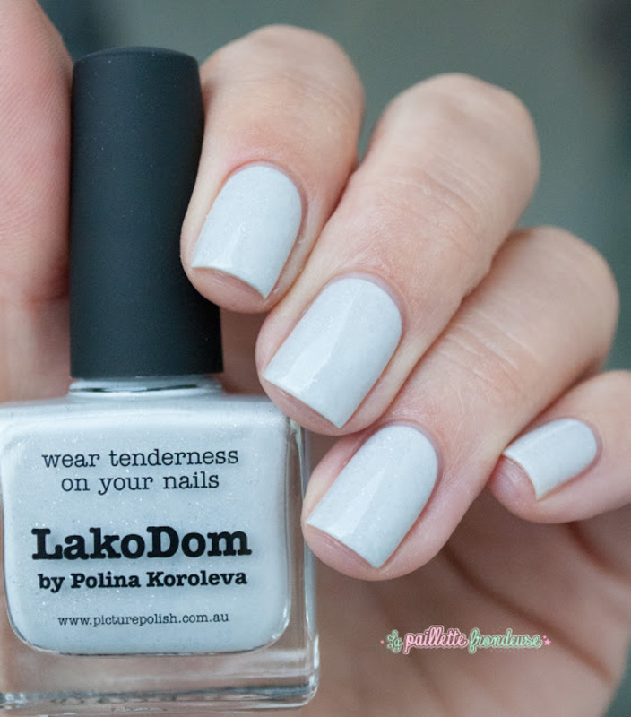 piCture pOlish LakoDom Swatch by nathalie lapaillettefrondeuse