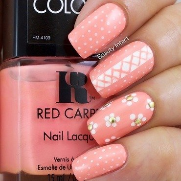 Mix n Match Nails nail art by Beauty Intact