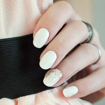 Pirouette My Whistle nail art by Temperani Nails