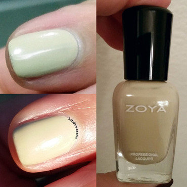 Zoya Charlotte Swatch by kitalovessm