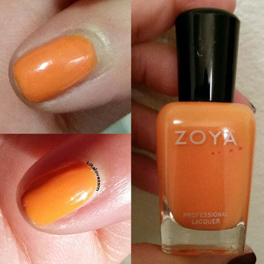 Zoya Arizona Swatch by kitalovessm