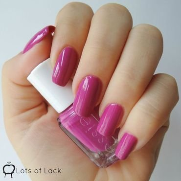 Essie Coacha'bella Swatch by LotsOfLack