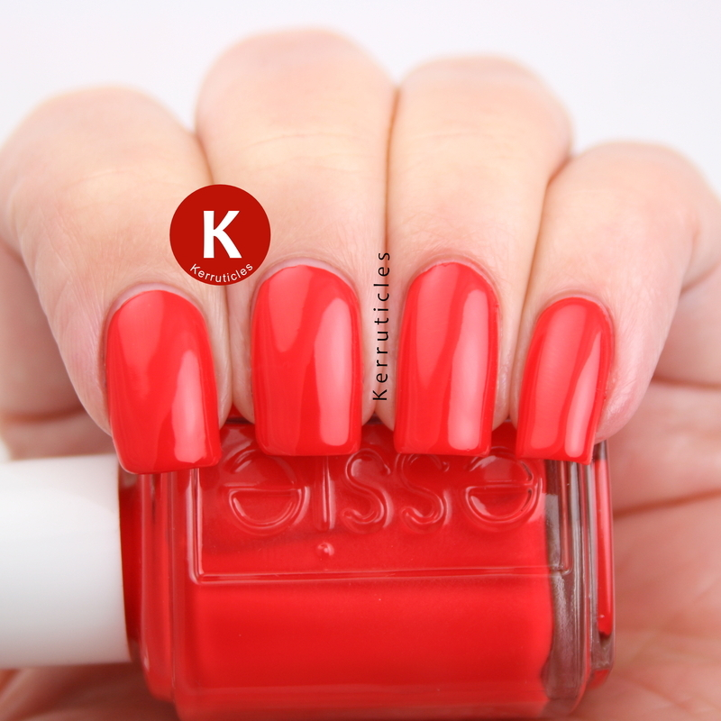 Essie Fifth avenue Swatch by Claire Kerr