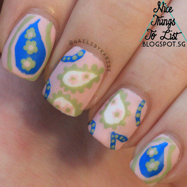 31dc2015 flowers paisley nail art 2 thumb370f
