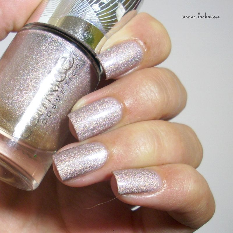 Catrice iROSEdescent Swatch by irma