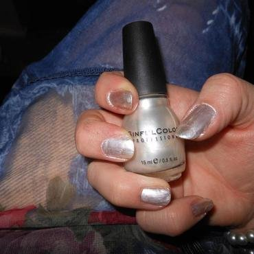 Sinful Colors Tokyo Pearl Swatch by Cecilia Brown