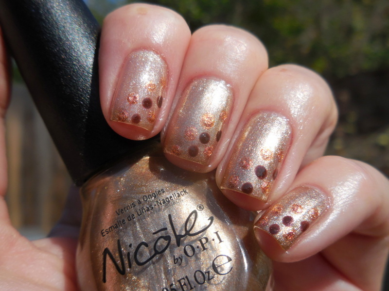 Dotticure nail art by Donner
