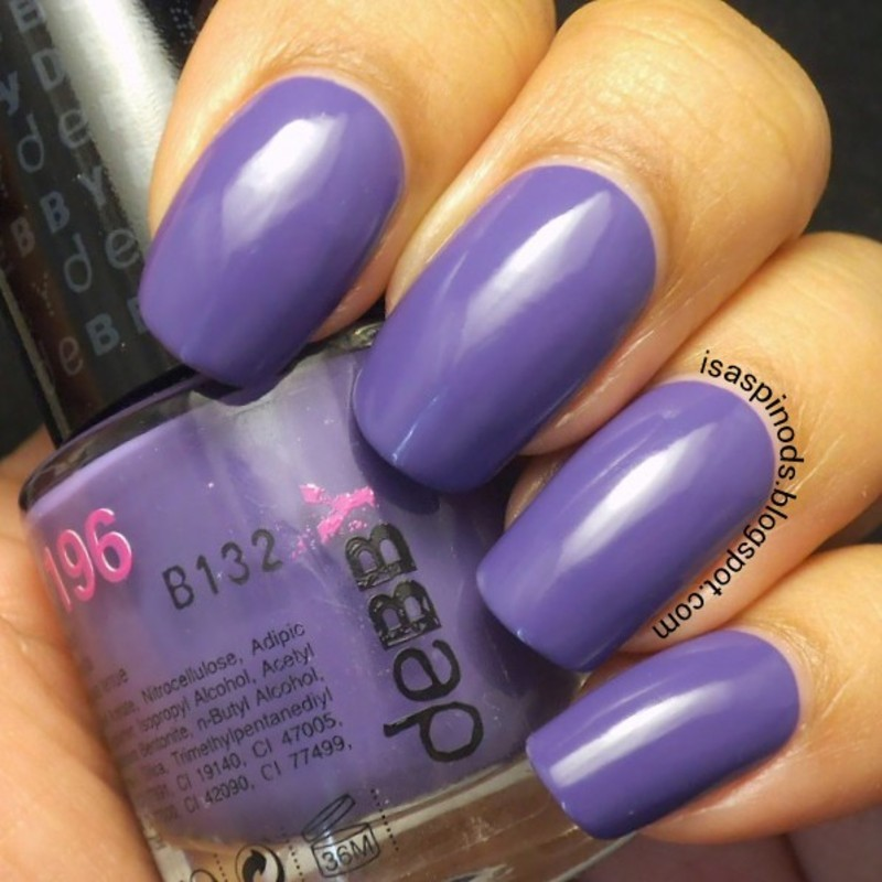 Debby Morado 196 Swatch by Isabel