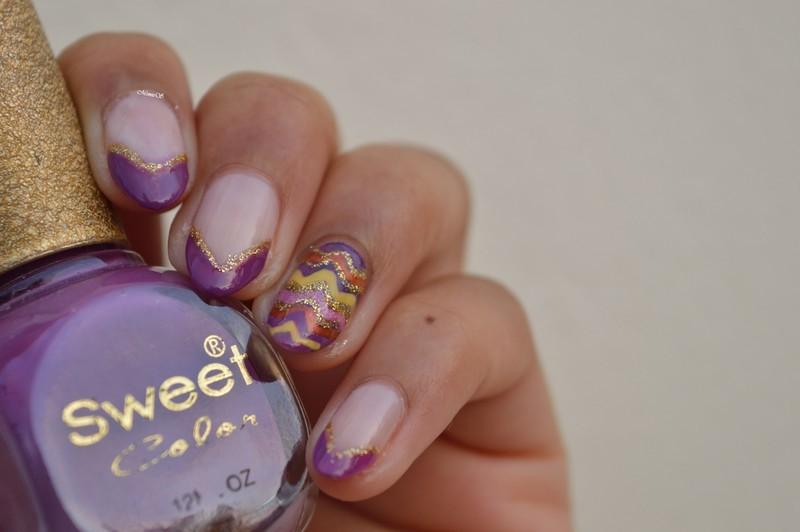 French nail art by MimieS Nail