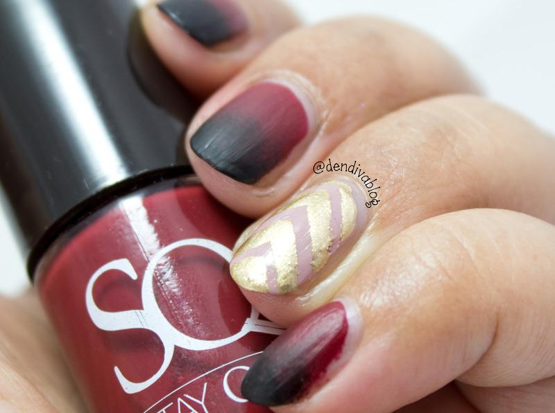 Autumn/Fall Nails nail art by Madhu DenDiva