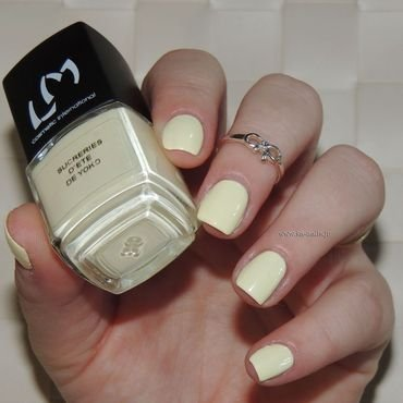 LM Cosmetic Tarte au citron Swatch by Ka'Nails