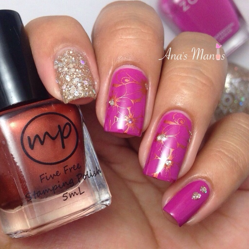 Mix n match nail art by anas_manis