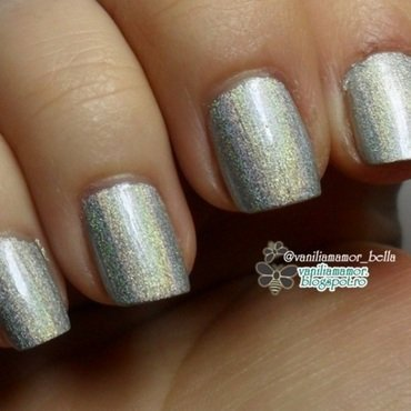 Moyra Holographic 251 Swatch by Isabella