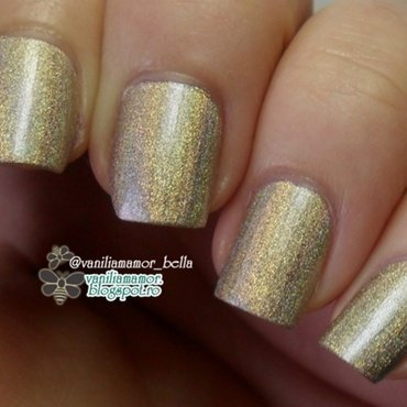 Moyra Holographic 252 Swatch by Isabella