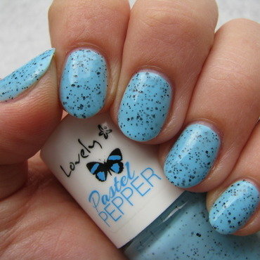 Lovely Pastel Pepper no. 2 Swatch by Nail Crazinesss