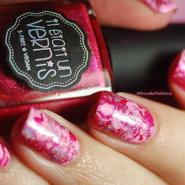 Pink 20splatter 20nail 20art 2013 thumb370f