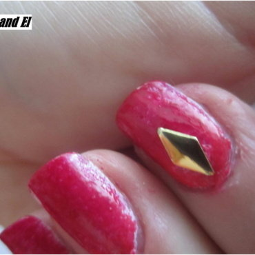10 GRADIENT nails nail art by NailsandEl