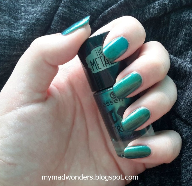 Essence 25 Born To Be Wild Swatch by Bajjjbeee