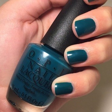 OPI AmazON...AmazOFF Swatch by Amandineprc