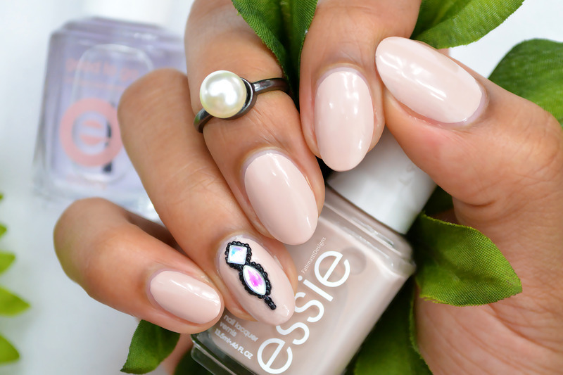 The Nailbourhood: Essie Topless & Barefoot Swatch and Review