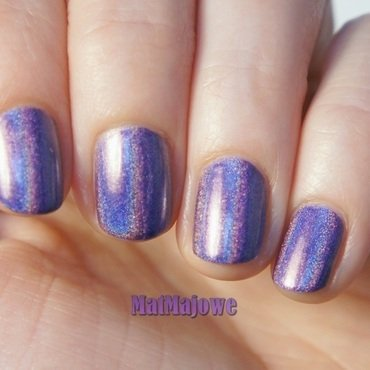 Dance Legend Cosmic Rainbow Swatch by MatMaja
