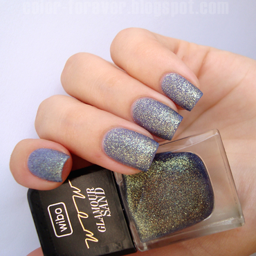 Wibo WOW Glamour Sand #5 Swatch by ania