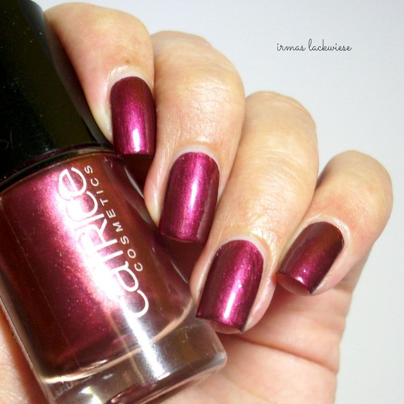 Catrice london town at sundown Swatch by irma
