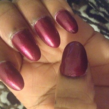 OPI Cute Little Vixen Swatch by Asiah