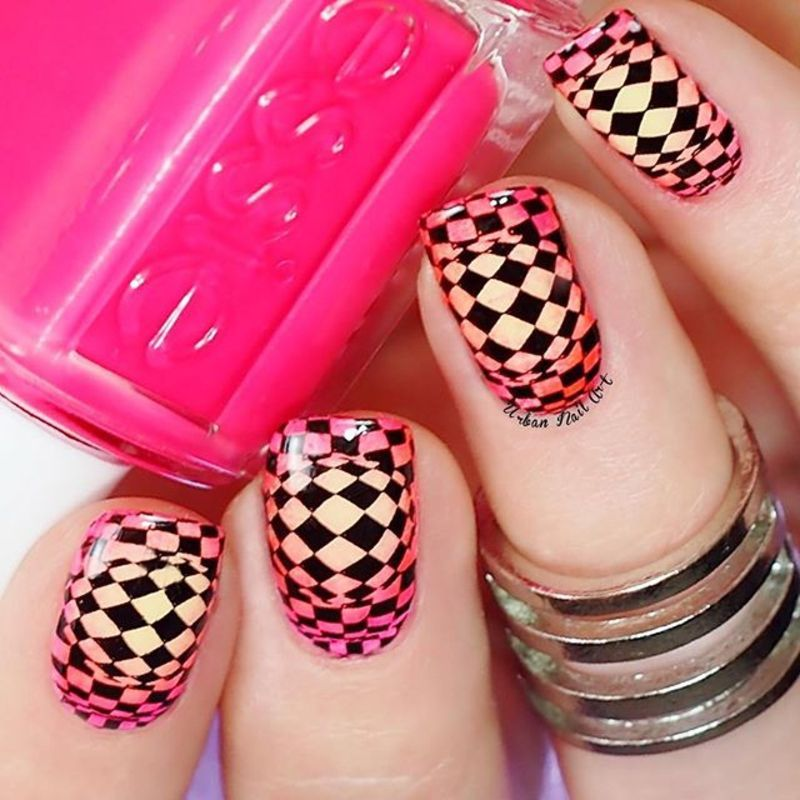 Lacquered Lawyer | Nail Art Blog: Mauve Your Feet