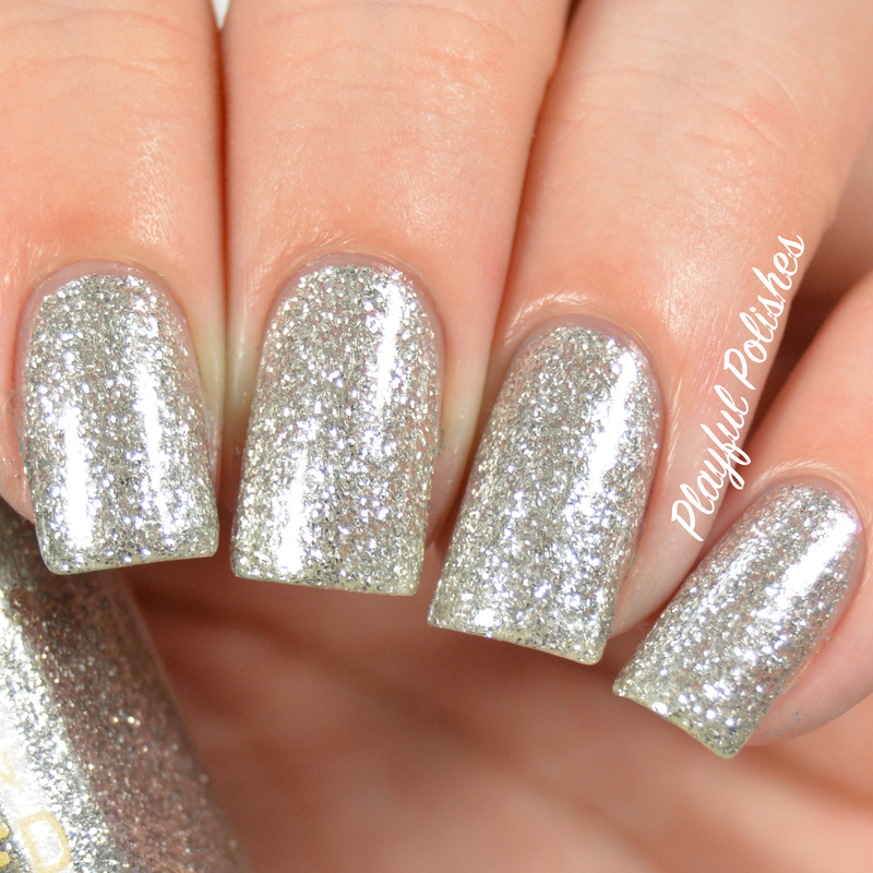 Emma Jean Cosmetics Tinseltown Swatch by Playful Polishes
