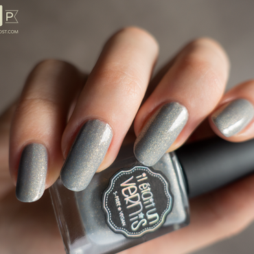 Il était un vernis Chardonnay Swatch by Kate C.