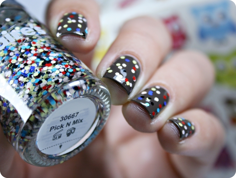 Claire's pick'n'mix Swatch by Romana