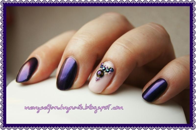 Bijou nail art by ELIZA OK-W