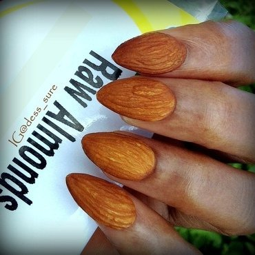 Nuts  nail art by Dess_sure