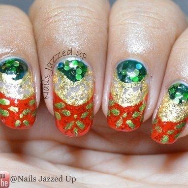 Bridal Nail Art! nail art by Divya Pandey