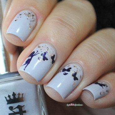 butterfly nail art by nathalie lapaillettefrondeuse