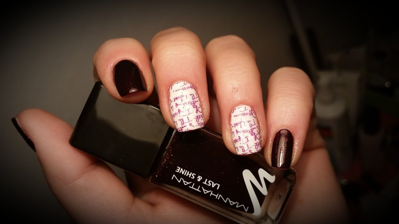 Moscow night write nail art by redteufelchen86