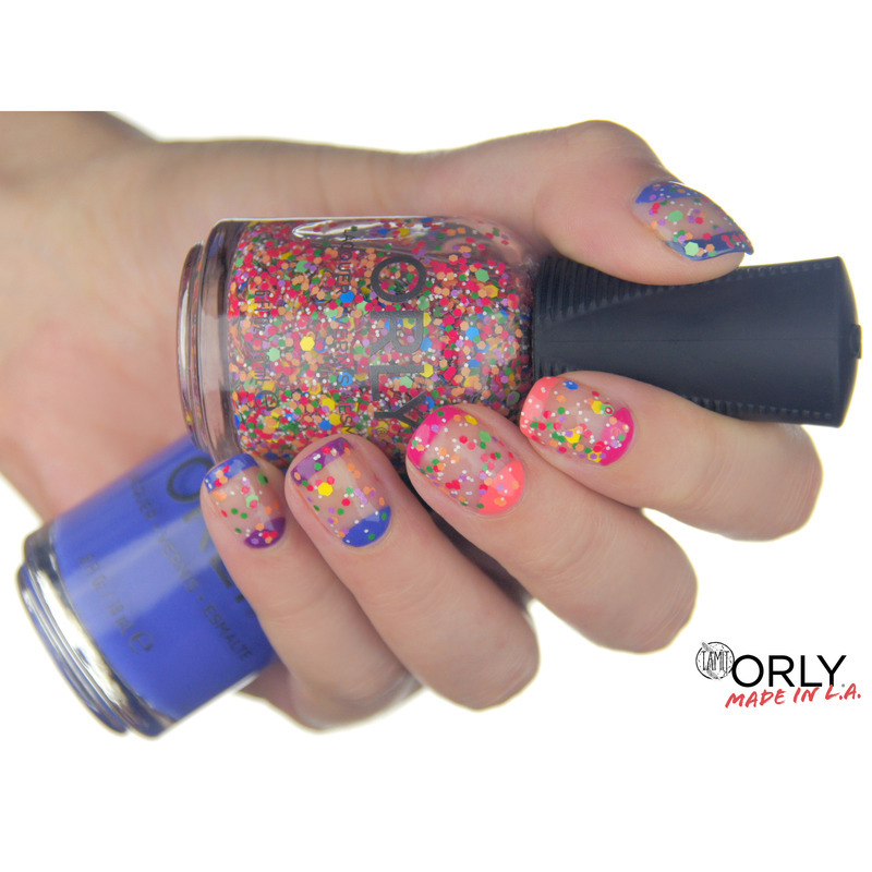 Turn It UP! nails. nail art by Paulina