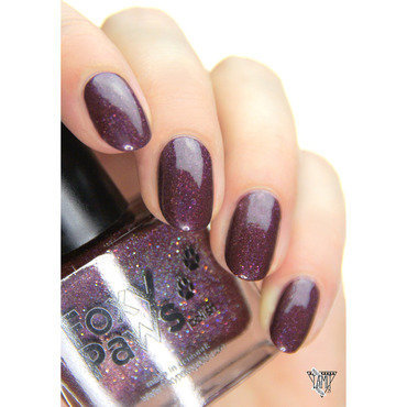 Foxy Paws Sweetest Goodbye Swatch by Paulina