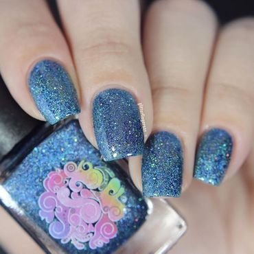 Urban Nail Art (UNA) 'Boogie Night' Swatch by Lou