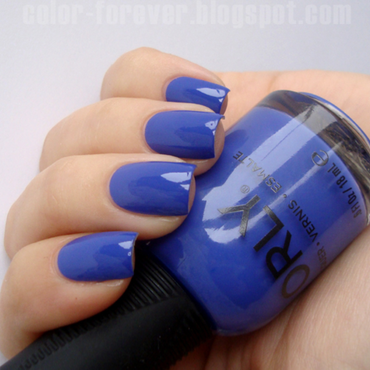 Orly Indie Swatch by ania