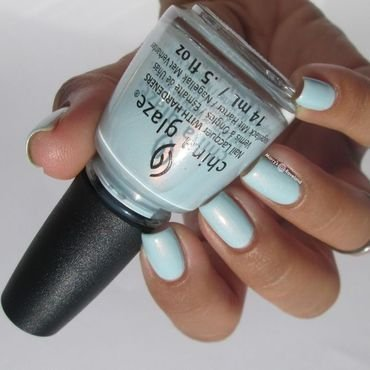 China Glaze Dashbaord Dreamer Swatch by Marina