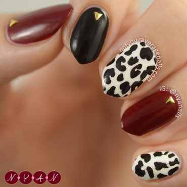 Leopard 20nails 203 thumb370f
