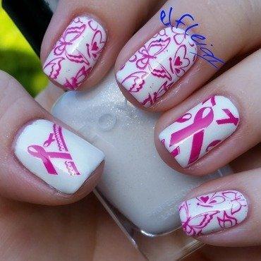 30DoCC 10-21-2015 nail art by Jenette Maitland-Tomblin