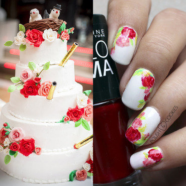 Ultimate #polishandcakes nail art by PolishCookie