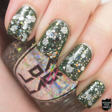 Loaded Lacquer Apparition Swatch by Marisa  Cavanaugh